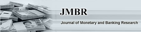 Journal of Monetary & Banking Research